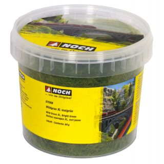 Divoká tráva XL, jasne zelená, 12mm, 80g