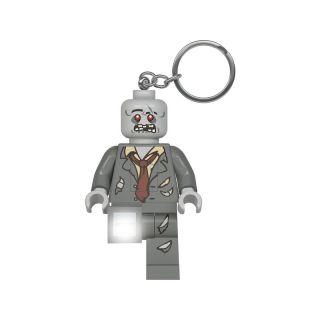 LEGO svítící klíčenka - Zombie