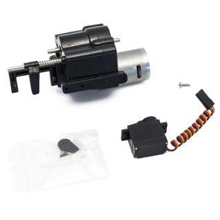 2 stupňová převodovka + servo k řazení pro modely CR4/PR4