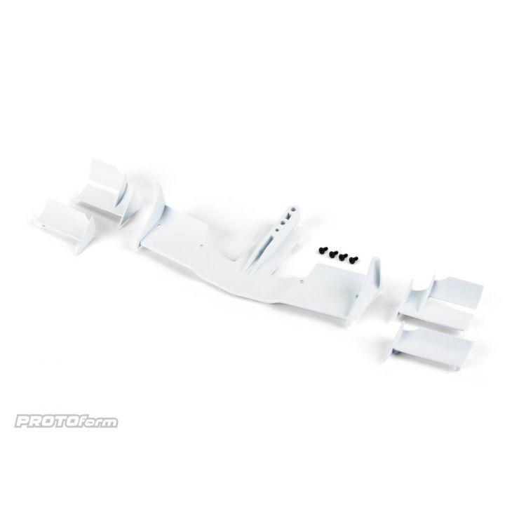 Přední křídlo pro F1 V2, bílé