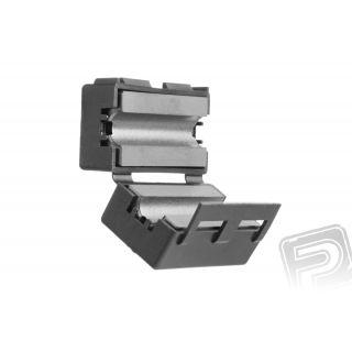 Feritový filtr snímatelný 6.5mm, 1 ks.