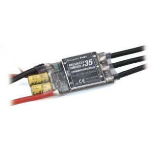 Brushless control + Telemetrie 35 XT60