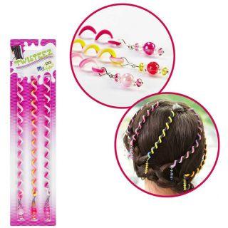 Twisteez blister - 20 cm,  růžové