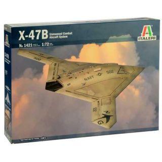 Model Kit letadlo 1421 - X-47B (1:72)