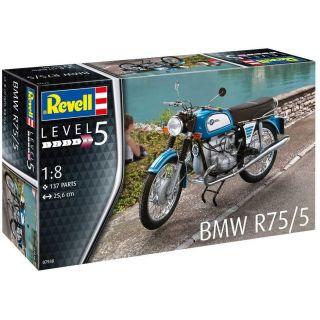 Plastic ModelKit motorka 07938 - BMW R75/5 (1:8)