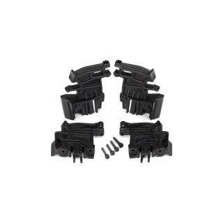 X-Maxx: Lože držáků baterií