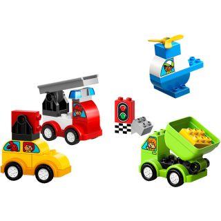 LEGO DUPLO - Moje první vozidla