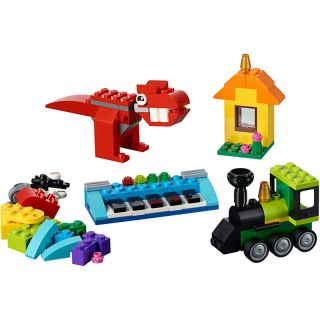 LEGO Classic - Kostky a nápady
