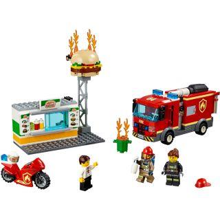 LEGO City - Záchrana burgrárny