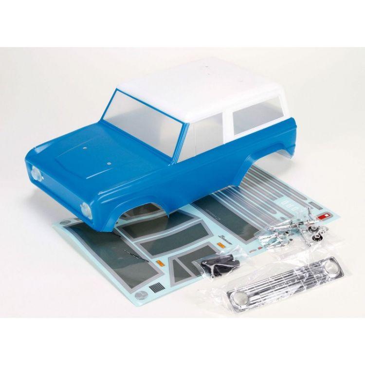 Ascender: Karosérie Ford Bronco 1972 nabarvená
