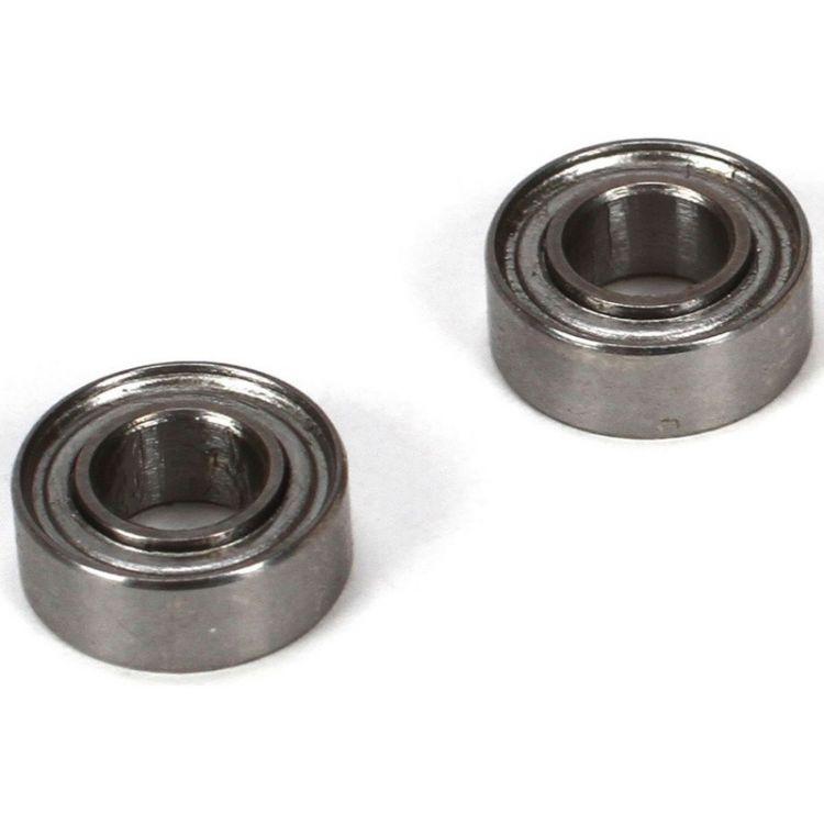 Kuličkové ložisko guma 4x8x3mm (2)