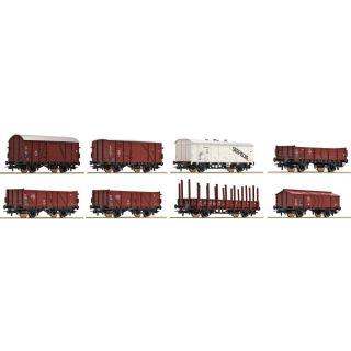 Set osmi nákladních vozů, DB