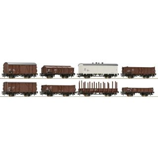 Set osmi nákladních vozů, ÖBB