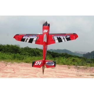 """107"""" Edge 540 V3 scale 35% (2 700 mm) 100ccm Červená"""