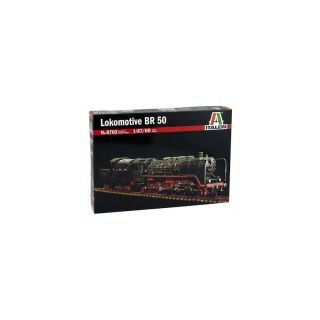 Model Kit lokomotiva 8702 - Lokomotive BR50 (1:87 / HO)