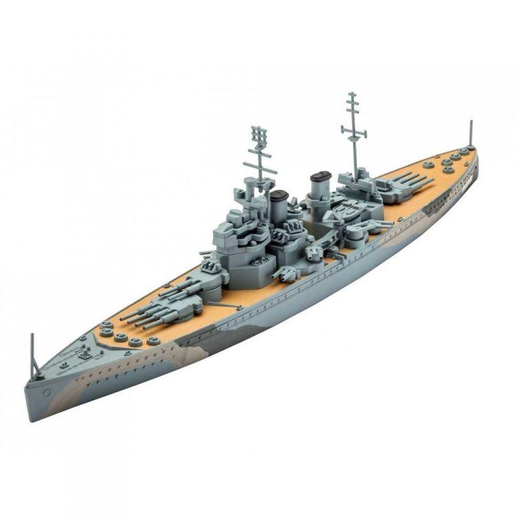 Plastic ModelKit loď 05135 - H.M.S. Prince of Wales (1:1200)