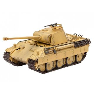 Plastic ModelKit tank 03107 - PzKpfw. V Panther Ausf. D / Ausf. A (1:72)