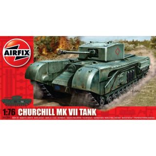 Classic Kit tank A01304 - Churchill MkVII (1:76)