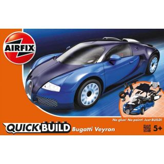 Quick Build auto J6008 - Bugatti Veyron