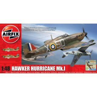 Classic Kit letadlo A05127 - Hawker Hurricane Mk.I (1:48) - nová forma