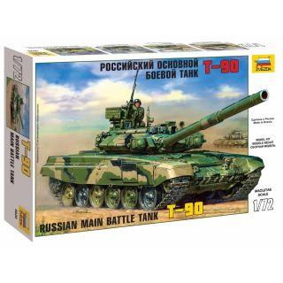 Model Kit tank 5020 - T-90 (1:72)