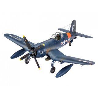 Plastic ModelKit lietadlo 03955 - F4U-4 Corsair (1:72)