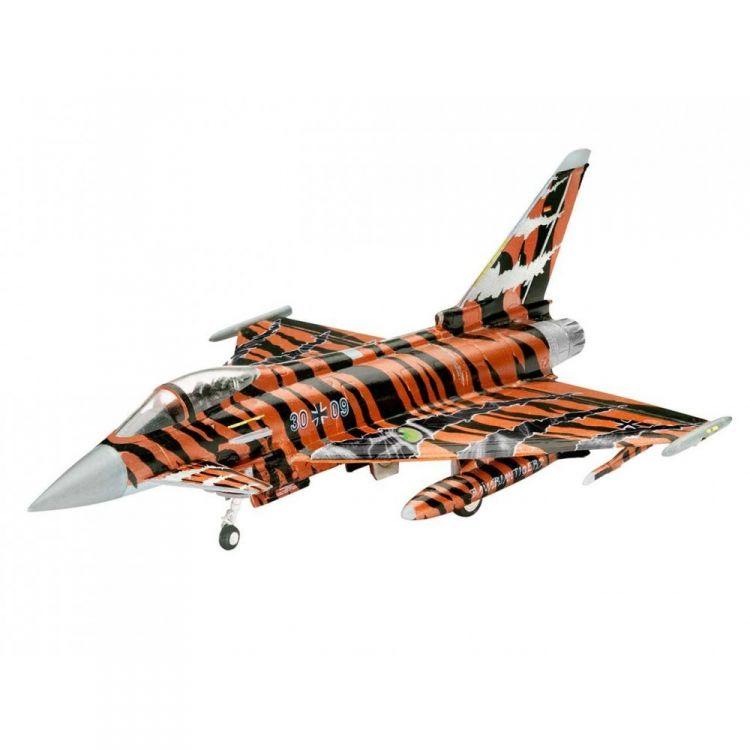 "Plastic ModelKit letadlo 03970 - Eurofighter ""Bronze Tiger"" (1:144)"