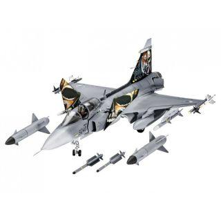 Plastic ModelKit lietadlo 04999 - Saab JAS 39C Gripen (1:72)