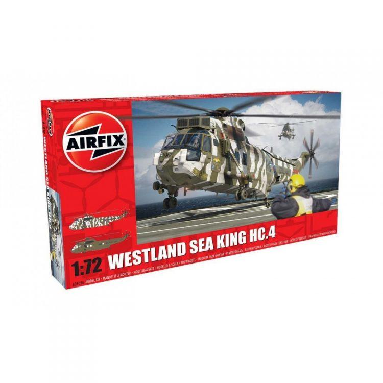 Classic Kit vrtulník A04056 - Westland Sea King HC.4 (1:72) - nová forma