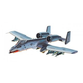 EasyKit letadlo 06597 - A-10 Thunderbolt II easykit (1:100)