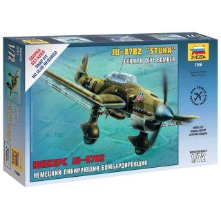 Snap Kit lietadlo 7306 - Ju-87B2 Stuka (1:72)