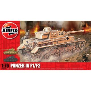 Classic Kit tank A02308 - Panzer Tank IV (1:76)
