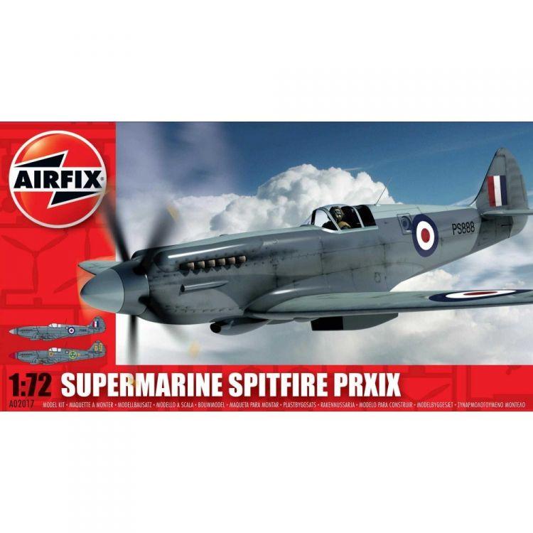 Classic Kit letadlo A02017 - Supermarine Spitfire PRXIX (1:72)