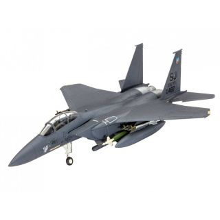ModelSet letadlo 63972 - Model Set F-15E Strike Eagle & bombs (1:144)