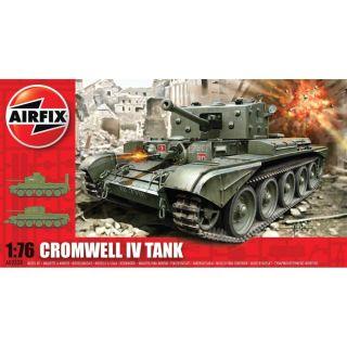 Classic Kit tank A02338 - Cromwell Mk.IV Cruiser Tank (1:76)