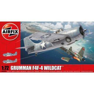 Classic Kit lietadlo A02070 - Grumman Wildcat F4F-4 (1:72) - nová forma
