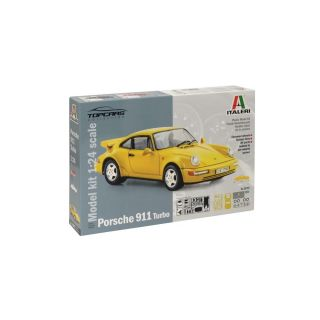 Model Kit auto 3675 - Porsche 911 Turbo (1:24)