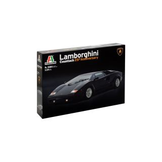 Model Kit auto 3684 - LAMBORGHINI COUNTACH 25th Anniversary (1:24)