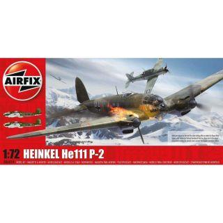 Classic Kit lietadlo A06014 - Heinkel HEIII P2 (1:72) - nová forma
