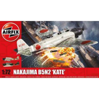 Classic Kit lietadlo A04058 - Nakajima B5N2 Kate (1:72) - nová forma