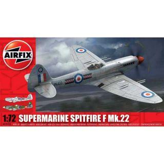 Classic Kit lietadlo A02033 - Supermarine Spitfire MK22 (1:72)