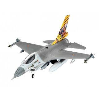 Plastic ModelKit lietadlo 03971 - F-16 Mlu TigerMeet (1: 144)