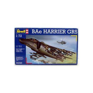 REVELL 04349 BAe Harrier GR 5 1:72 - rozbaleno