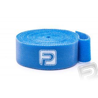 Suchý zip oboustranný 20x500mm PELIKAN modrý