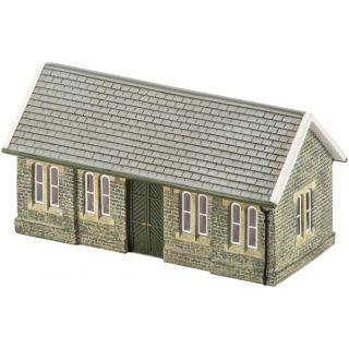 Budova pro modelovou železnici HORNBY R9837 - Granite Station Waiting Room