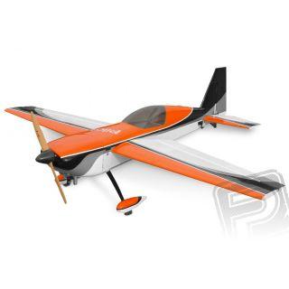 Extra 260 scale 35% (2 690 mm) 100cc (oranžovo/bílá)
