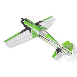 Extra 330SC scale 31% (2 340 mm) 50cc (zeleno/bílo/černá)