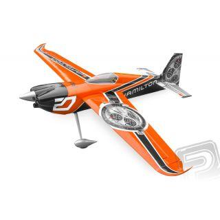 Edge 540 V3 scale 37% (2 700 mm) 100cc (oranžovo/černá)