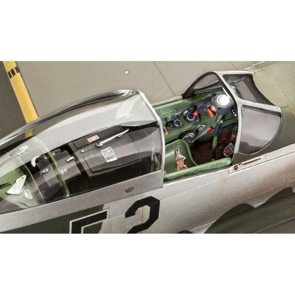 549caa2fc Plastic ModelKit letadlo 03944 - P-51D-5NA Mustang (1:32)
