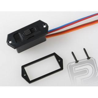 85039 vypínač s nabíjecí zásuvkou PROFI